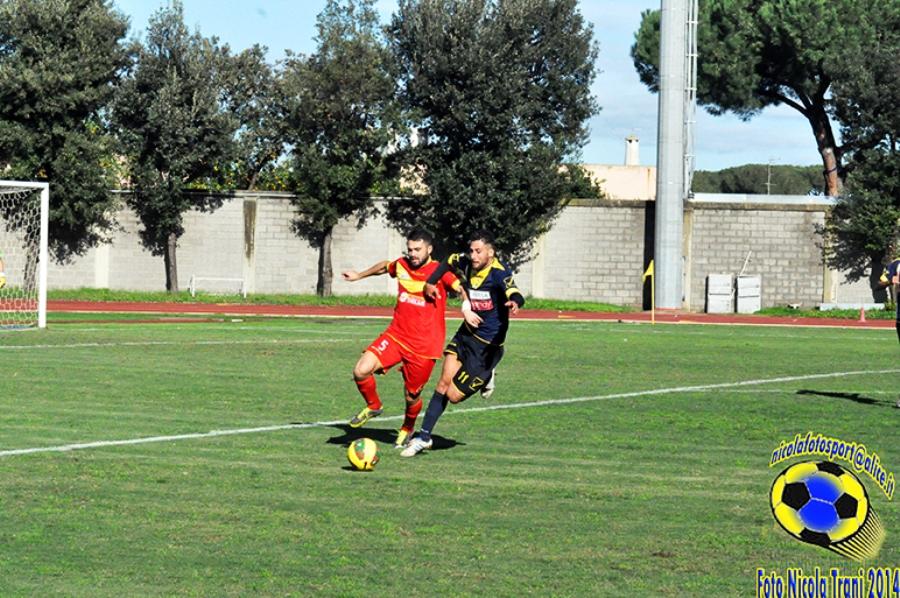 Ischia vs Messina foto N TRANI 20140712 (179)