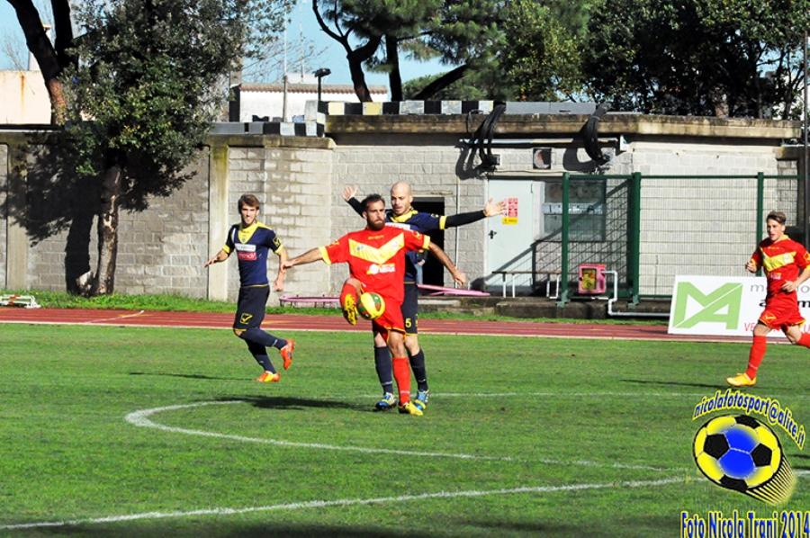 Ischia vs Messina foto N TRANI 20140712 (24)