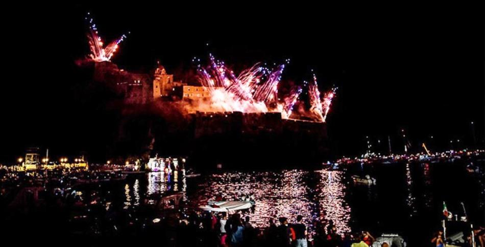 Festa Sant'Anna 2016 Ischia