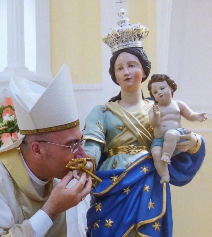 Ischia mondo blog chiesa parrocchiale di santa maria la for Daniela costanzo