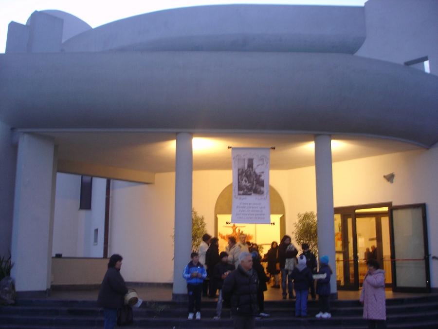 chiesa nuova di fiaiano