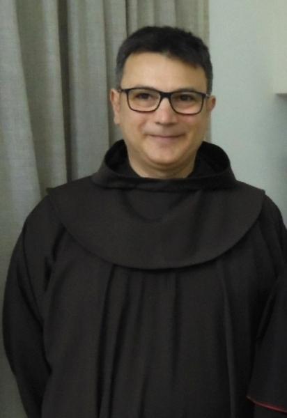 PADRE CARLO D'AMODIO MINISTRO PROVINCIALE